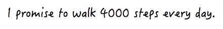 4000steps